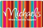 MICHAELS Gift Cards GIFT CARD